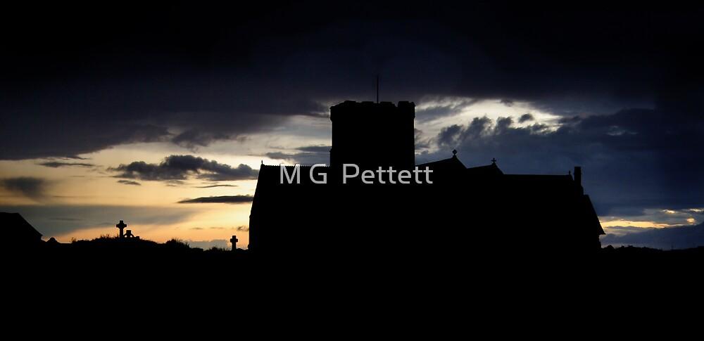 St Materiana by M G  Pettett