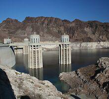 Hoover Dam - Engineering Marvel by Allen Lucas