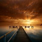 An Early Pier by Luka Skracic