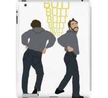 Sunny: Butt, Butt, Butt, Butt iPad Case/Skin