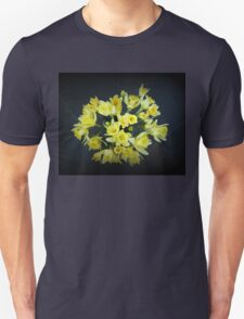 Daffodils Reaching Out Unisex T-Shirt