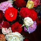 My Roses 17 by Mariam Muradian