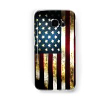 Dirty Grunge American Flag Iphone/Samsung Galaxy Cases/Skins Samsung Galaxy Case/Skin