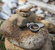Cairn with Rings by LibertyMiller