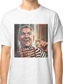 'Magic coin trick' Classic T-Shirt