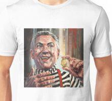 'Magic coin trick' Unisex T-Shirt