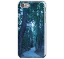 The Trails Of The Forest iPhone Case/Skin