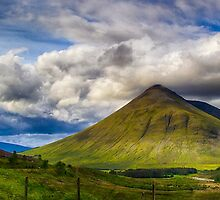Scottish Highlands by Marylou Badeaux