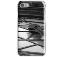 The Face of Time iPhone Case/Skin