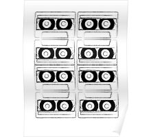 Tapes Poster