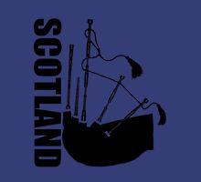 Scotland-Great Highland bagpipe Unisex T-Shirt