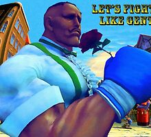 Let's Fight Like Gentlemen! by trevorxtravesty