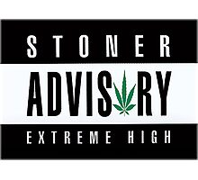 Stoner Advisory Photographic Print