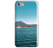 Between the Gulf Islands iPhone Case/Skin