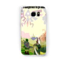 Link & Epona Samsung Galaxy Case/Skin