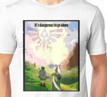 Link & Epona Unisex T-Shirt