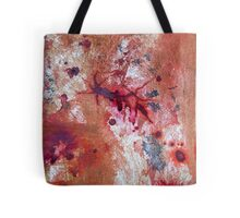 Red Earth Tote Bag