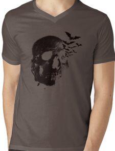 Night Flyers Mens V-Neck T-Shirt