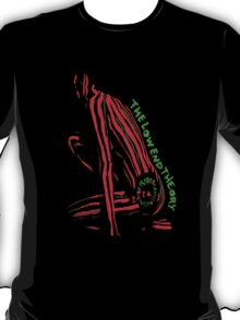 A tribe called quest - The low end theory  T-Shirt