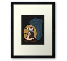 Daleks in Disguise - Eighth Doctor Framed Print