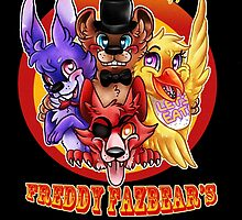 FIVE NIGHTS AT FREDDY'S- JOIN US by acidiic