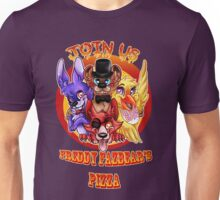 FIVE NIGHTS AT FREDDY'S- JOIN US Unisex T-Shirt