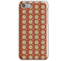 Saharan Diatoms 2 iPhone Case/Skin