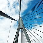 Anzac Bridge Web by Pumpkinpizza