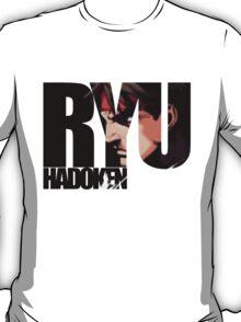 Street fighter 2 - RYU T-Shirt