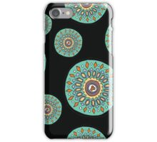 Saharan Diatoms 1 iPhone Case/Skin