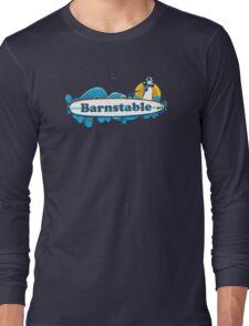 Barnstable - Cape Cod. Long Sleeve T-Shirt