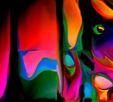 Vibrant -Available As Art Prints-Mugs,Cases,Duvets,T Shirts,Stickers,etc by Robert Burns