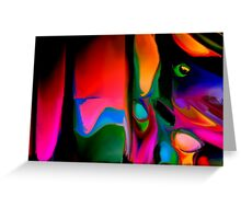 Vibrant -Available As Art Prints-Mugs,Cases,Duvets,T Shirts,Stickers,etc Greeting Card