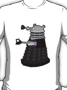 Daleks in Disguise - Ninth Doctor T-Shirt