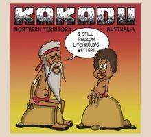 Kakadu  by ShaneStringer