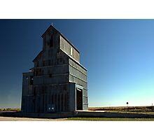 Old Arriba Grain Elevator Photographic Print