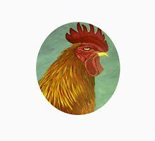 Rooster portrait Unisex T-Shirt