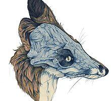 Snowmine - Laminate Pet Animal by Leo Ion