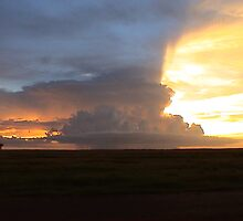 Wet Season Build Up, Derby Kimberley Western Australia by Tara-Jane  Rogers