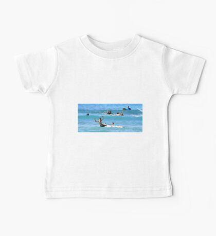 Kids wild wipe out Baby Tee