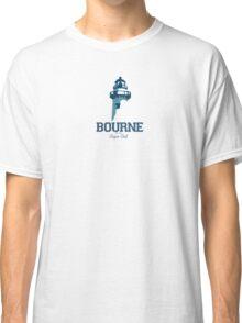 Bourne - Cape Cod. Classic T-Shirt