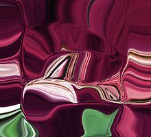 Burgundy -Available As Art Prints-Mugs,Cases,Duvets,T Shirts,Stickers,etc by Robert Burns