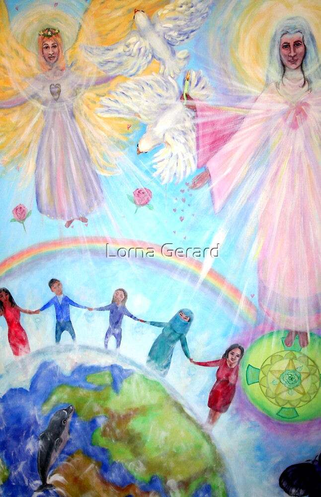Unity in Diversity by Lorna Gerard