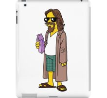 Hey Dude! iPad Case/Skin