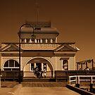 St Kilda Kiosk  by Samantha Cole-Surjan