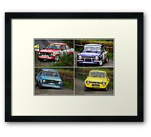 CORK 20 RALLY . 2008 Framed Print