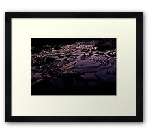 Rice Terraces of Yuanyang Framed Print