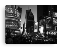 Times Square 2003 > Canvas Print