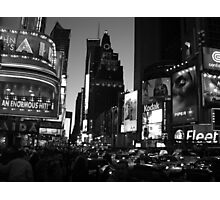 Times Square 2003 > Photographic Print