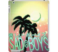 Sadboys Palm Trees iPad Case/Skin